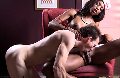Natassia nurse. Ebony nurse Natassia fucks a guy