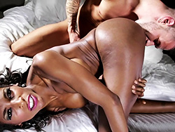 Natassia and vito the stripper TS Natassia tongued & screwed. Natassia Dreams.